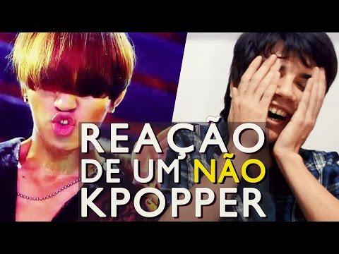 REAGINDO A K-POP [BIGBANG, EXO, BTS] ft. Dratini