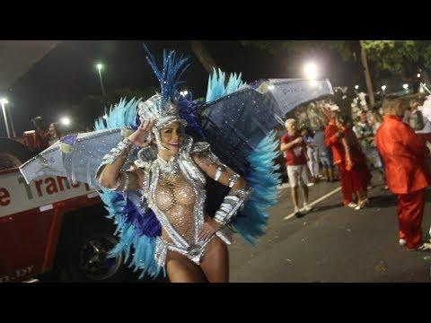 🎈 Carnaval 2018 🎈 || Raíssa Machado - Rainha de Bateria da Viradouro