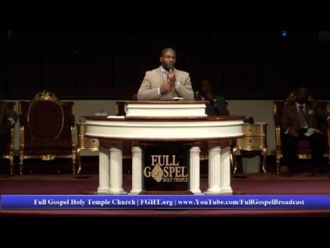 FGHT Dallas: Your Faith Will Bring Your Deliverance