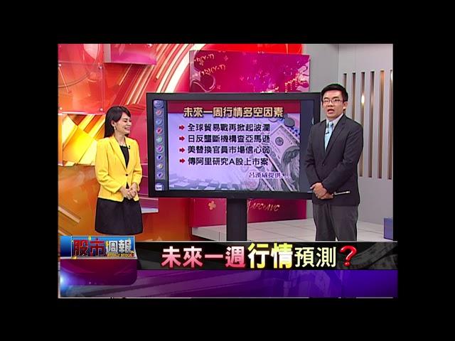 【股市周報-非凡商業台曾鐘玉主持】20180318part.3(呂漢威)