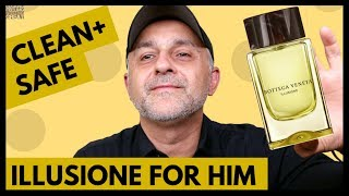 Bottega Veneta Illusione For Him Fragrance Review   Clean + Safe Fragrance Perfect For Office Wear