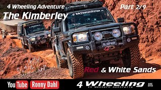 4 Wheeling Adventure The Kimberley, part 2/9