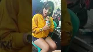 Video story wa cewek mabuk
