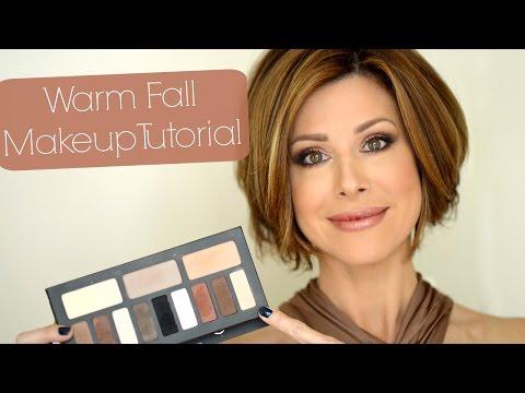 Fall Eye Makeup Tutorial   Kat Von D Shade & Light