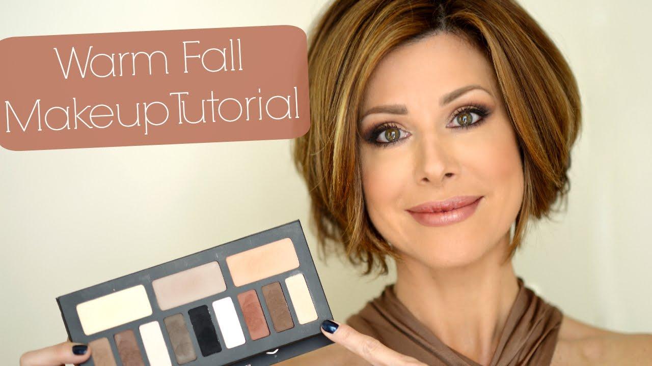 Fall eye makeup tutorial kat von d shade light youtube baditri Choice Image