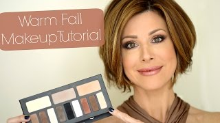 Fall Eye Makeup Tutorial | Kat Von D Shade & Light