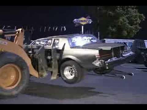 Nyce1s.com - Rocs Buick Regal Crash @ E-Town!!