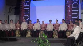 arr.  Annie Nepomuceno:  Ay! Kalisud  -  Philippine Madrigal Singers