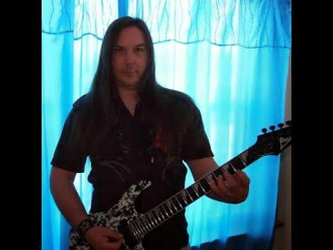 More guitar work by Bryan martin