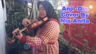 Anji - Dia Cover By Nia Anita