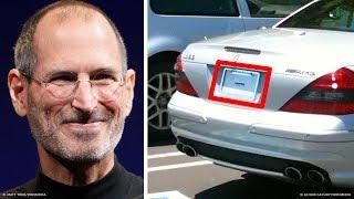 Perché Steve Jobs non Aveva la Targa sulla Macchina