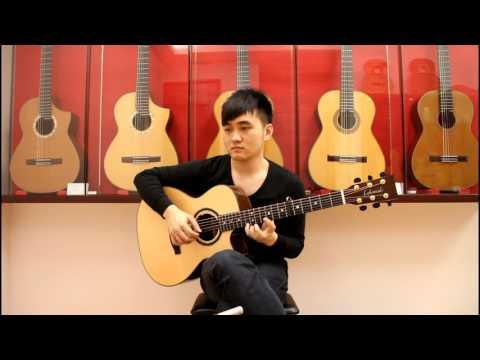 Jay Chou 周杰倫【夜曲 Ye Qu】吉他獨奏 Steven Law