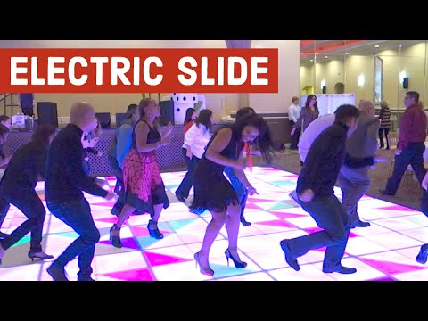 Electric Slide Line Dance