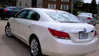 2012 Buick Lacrosse with Chromes Dekalb IL near Plano IL.