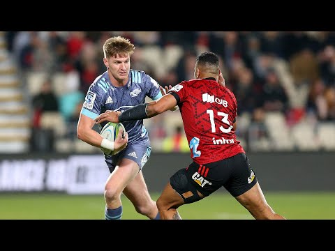 2020 Super Rugby Aotearoa Round Seven: Crusaders Vs Hurricanes