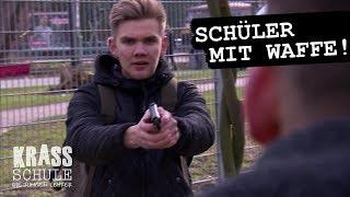 Krass Schule - Schock! Schüler mit Waffe #002 - RTL II