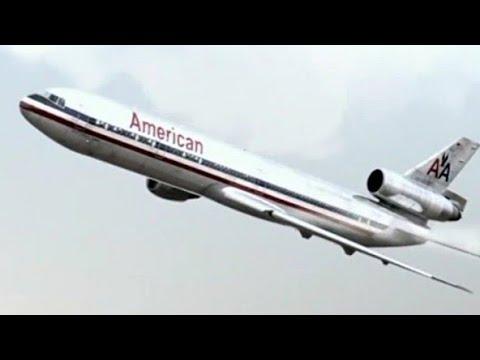 American Airlines Flight 191 - Crash Animation
