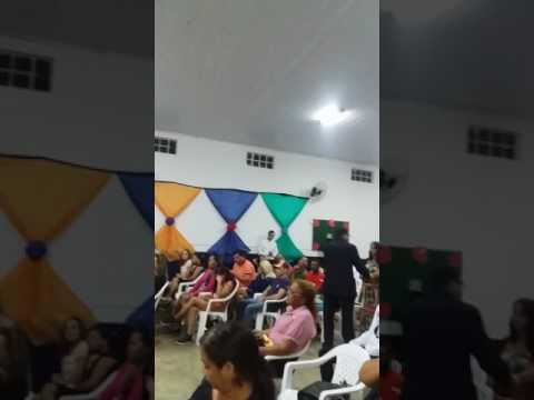 PR. Mario Luiz Ass. De Deus Caminho Para Cristo Parte 2
