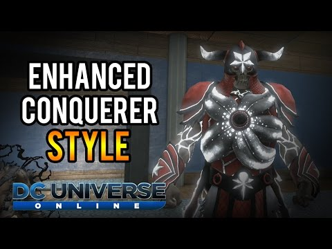DCUO | Enhanced Conquerer Style