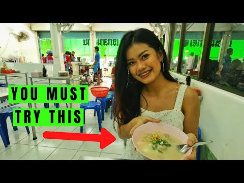 Thais Eat THIS For Breakfast ($1.64 Thai Food)
