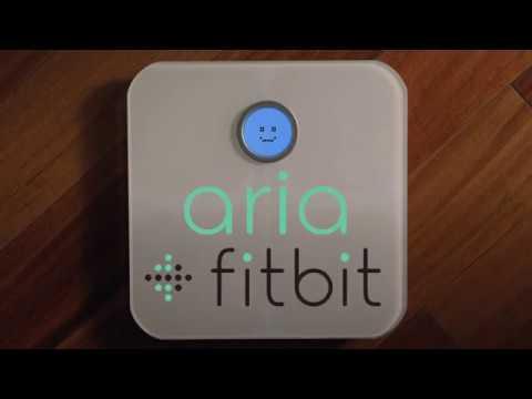 e5040e922 YDD! - Fitbit Osobní Váha Aria - YouTube