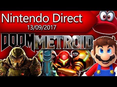 Reacción: Nintendo Direct 13/09/2017 |CABEZILLA|