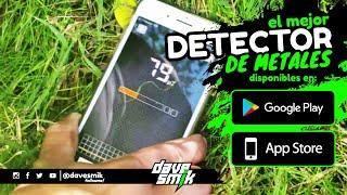 Metal Detector o Detector de Metales para Android y Iphone #detector #metales #app #detectormetal