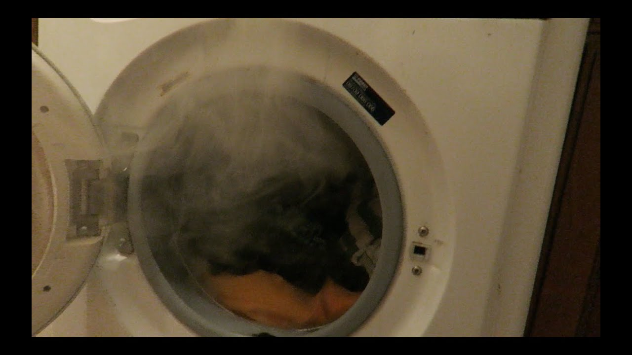DAILY VLOG - WASHING MACHINE IS SMOKING
