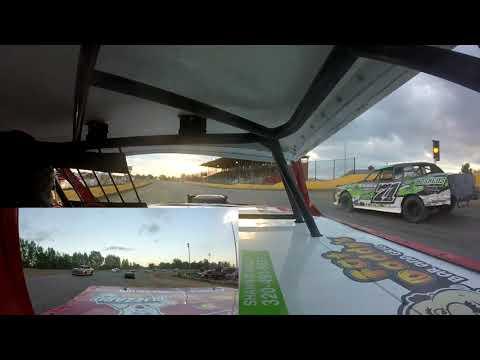 Jeff Crouse Racing.  2nd at Viking Speedway.  Street Stock.  7/21/18
