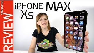 Apple iPhone Xs MAX review -TODAS las novedades a prueba--