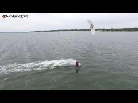 Janek Wilkocki - FlySurfer 21 m2