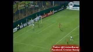 (Emocionante Relato) Guarani 1 River 1 (Relato Costa Febre) Copa Libertadores 2015