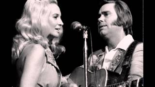 George Jones & Tammy Wynette ~ (We