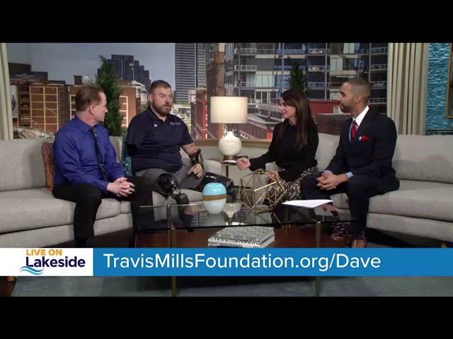 Mortach Financial & Travis Mills Foundation - Part 3 | Live on Lakeside | November 6, 2019