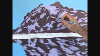 Видео 5 части 7, как рисовать горы и озеро с акрилом(Как рисовать горы и озеро с акрилом на холсте. В этом видео я объяснить каждый шаг живопись процесс скалы,..., 2011-08-27T07:15:39.000Z)