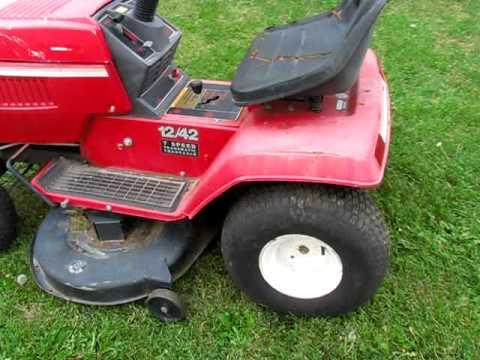 mtd yard machine 12.5 hp 38 manual