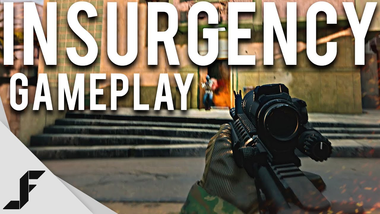 Insurgency Sandstorm Gameplay and First Impressions