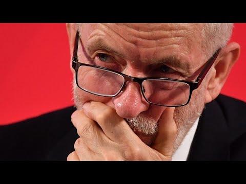 U.K. Election Latest as Corbyn Battles Anti-Semitism Claims