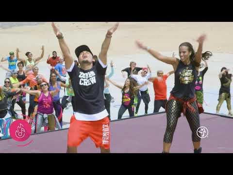 Gianluca Vacchi ft. Sebastián Yatra - LOVE   Zumba® Choreography