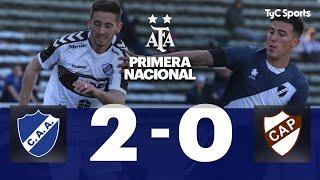Alvarado 2 - Platense 0 | Fecha 5 | Primera Nacional 2019/2020