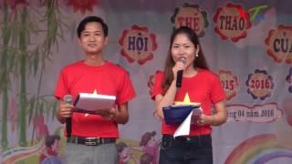 Ngày hội thể thao của bé - Trường mầm non Hải Trung