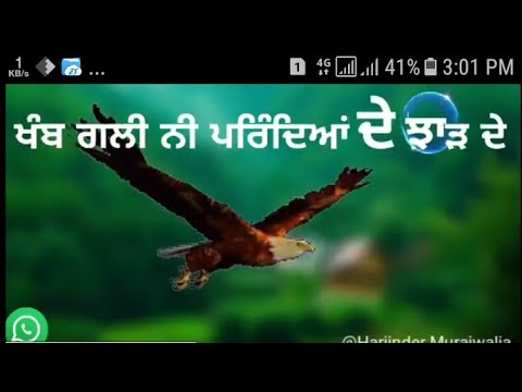 Yaarian [/Jaspreet Sangha// Punjabi WhatsApp Status Video