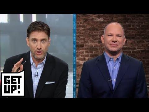 Matthew Berry ranks tops RBs for 2018 fantasy football | Get Up! | ESPN