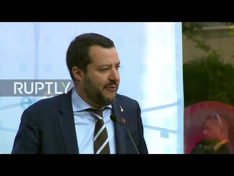 Austria: Interior ministers talk migration after informal meeting in Innsbruck