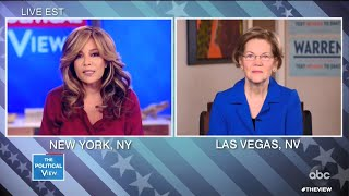 Elizabeth Warren on Bloomberg's Stop-and-Frisk and Race in America | The View