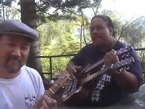 Island Style (ukulele cover ft. Sam)