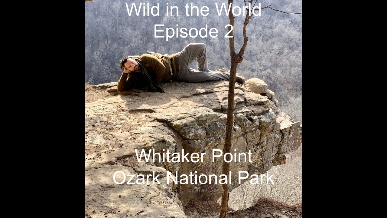 Wild in the World Episode 2 : Whitaker Point - Ozark National Park