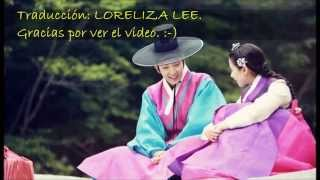 "Joseon Gunman ost sub español - Ali ""flower through the rock"""