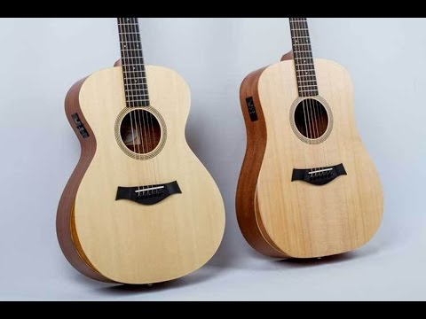 New Gear: Taylor Academy 10E & 12E Acoustic Guitars Reviewed