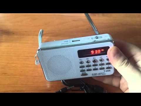 перестает ловить радио